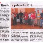 Article Télégramme 28 juin 2014