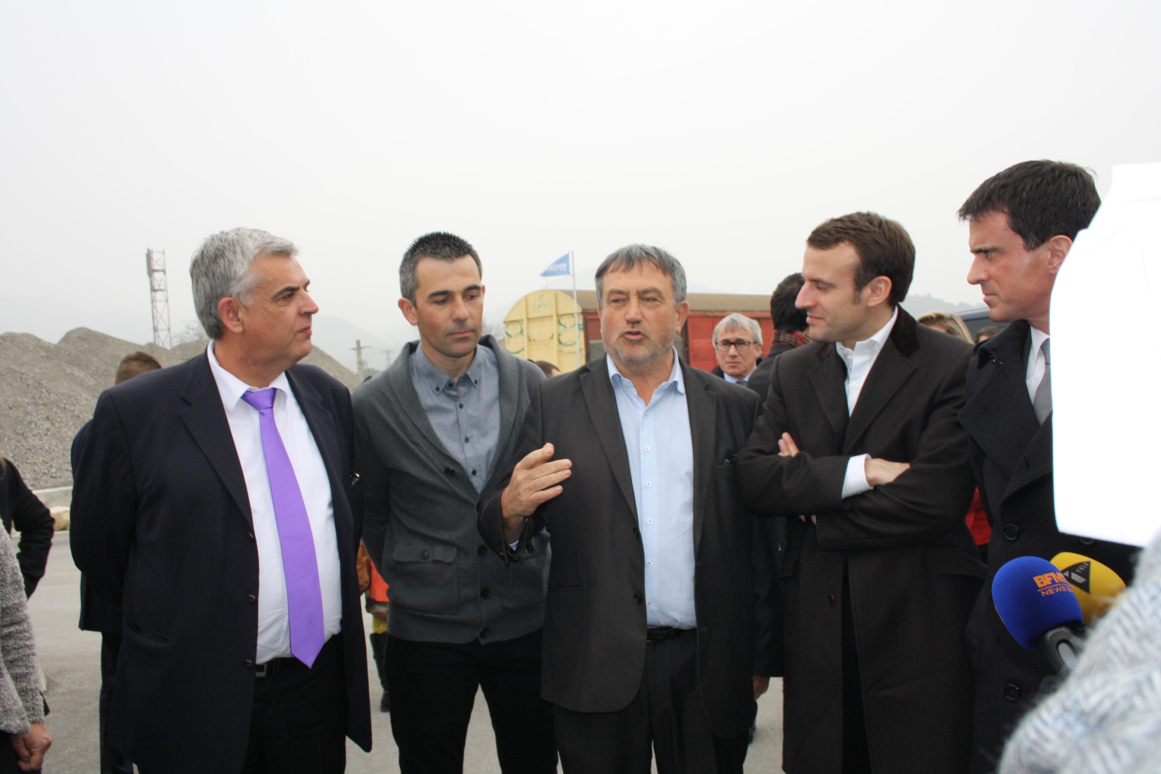 Visite Ministre Mars 2015 (6)