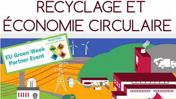 rYPREMA sera présent au colloque Recyclage et Economie circulaire : les acteurs face aux nouveaux dispositifs en France et en Europe.